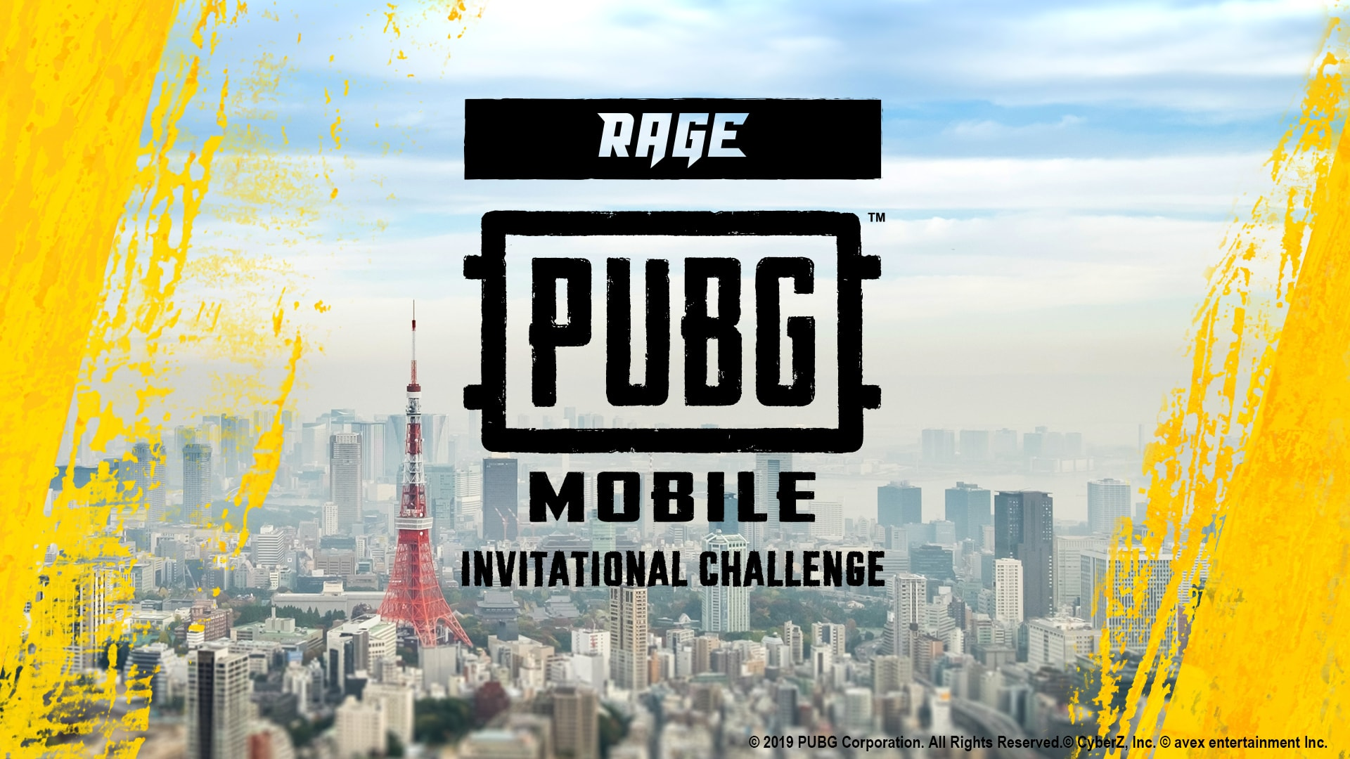 RAGE PUBG MOBILE INVITATIONAL CHALLENGE