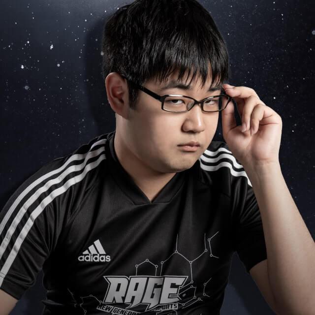ゼロ選手 RAGE Shadowverse 2019 Spring 5位タイ