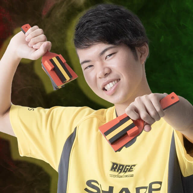 ヨシヒコ選手 RAGE Shadowverse 2020 Winter 3位タイ