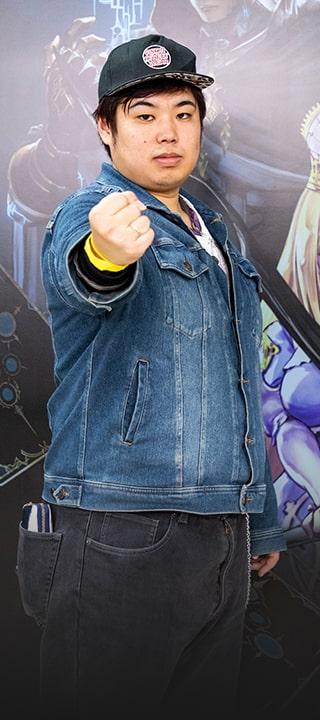 Shimon/REV 選手